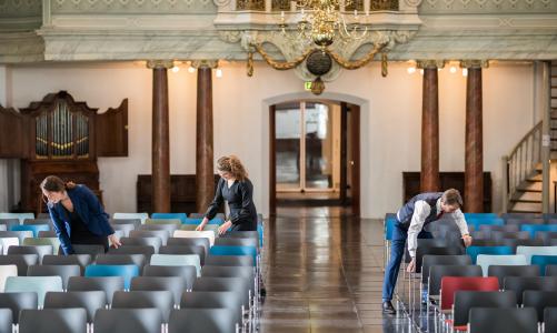 De mooiste congreslocatie in Utrecht